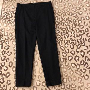 Elite Taharie black trousers.
